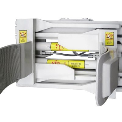 Attacco idraulico a doppio tamburo per carrello elevatore di alta qualità
