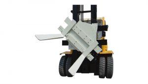Carrello elevatore rotatore allegato in vendita