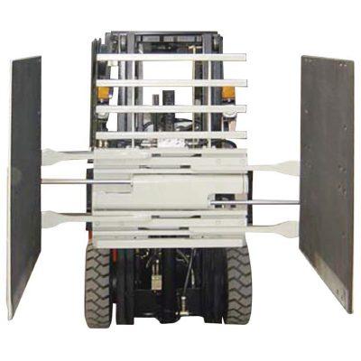 Pinza per cartone per carrello elevatore Classe 3 e 1220 * 1420 mm Dimensioni braccio