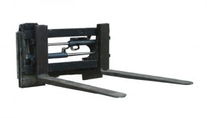 Attacco posizionatore forcella idraulica Forkllit