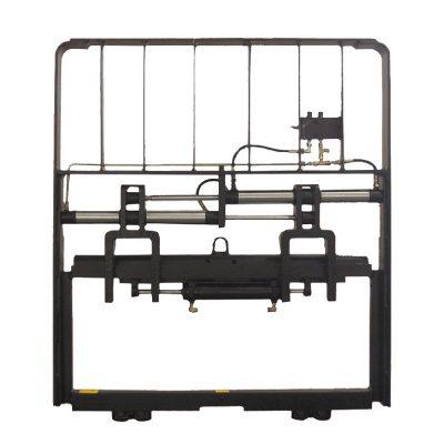 Posizionatore di forcella in metallo idraulico resistente per carrello elevatore diesel