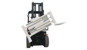 Morsetti per forche rotanti per carrelli elevatori a forca da 3 tonnellate del fornitore della Cina