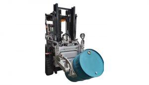 Pinza idraulica per carrelli elevatori a forca 55 Ggallon per carrelli elevatori
