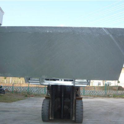 Benna per materiali di alta qualità usata per carrelli elevatori OEM per escavatori